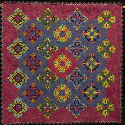 Patch-Work-Quilting