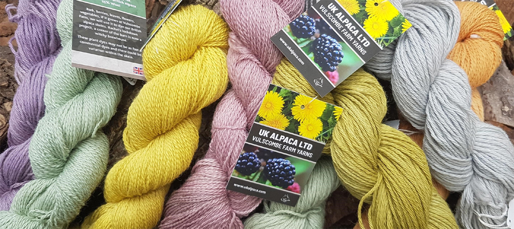 UK Alpaca Yarns Ltd