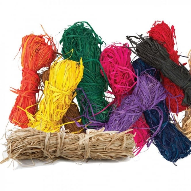 All Things Raffia
