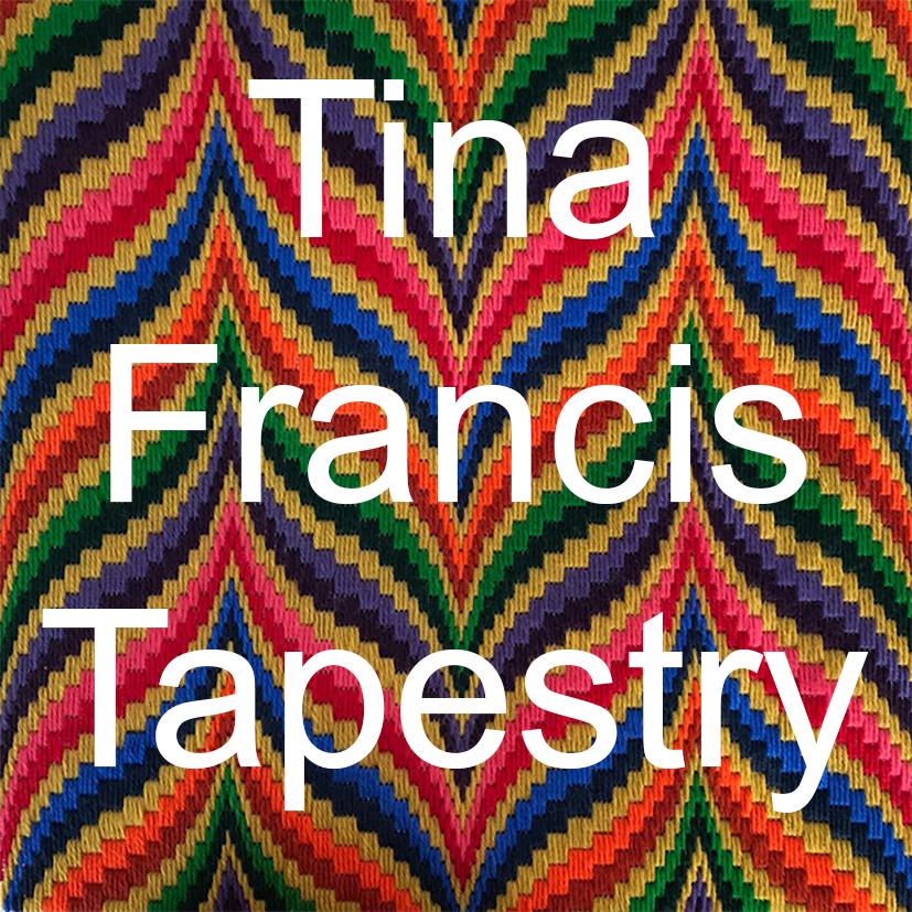 Tina Francis Tapestry