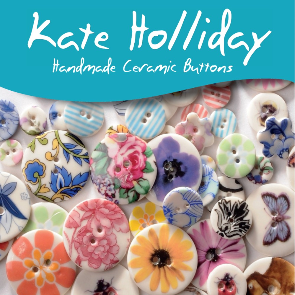 Kate Holliday Buttons