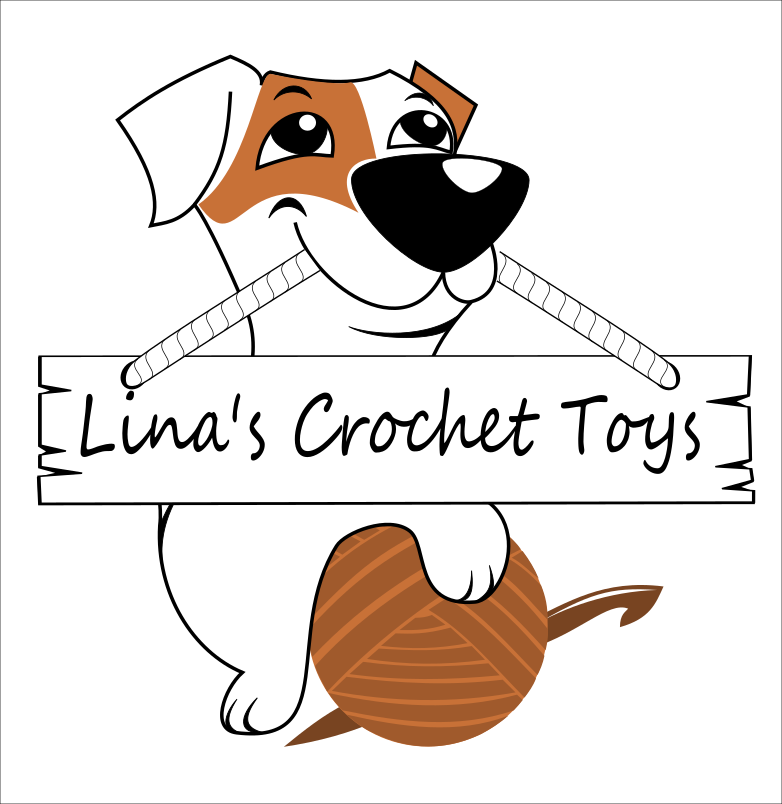 LinasCrochetToys with background