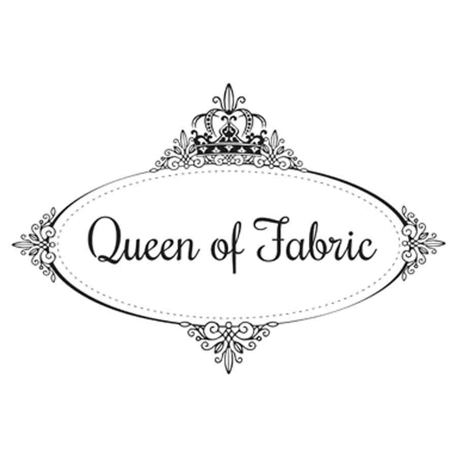 Queen of Fabric Logo