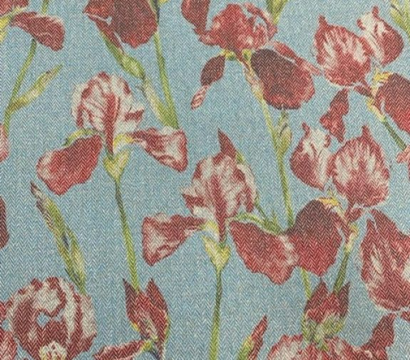 Wool and Silk Floral