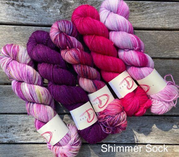 Shimmer Sock
