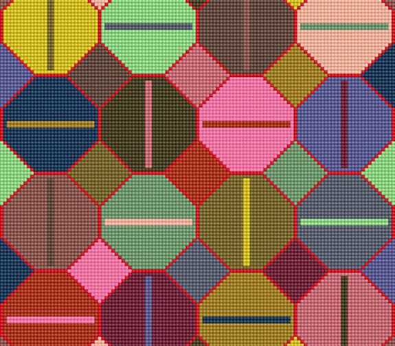 Use Your Stash - Stitch charts