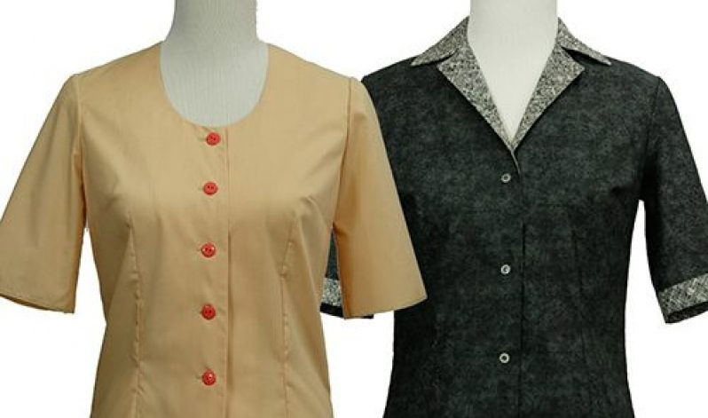On-Demand, Intro to Pattern Drafting: Blouse Design-Along
