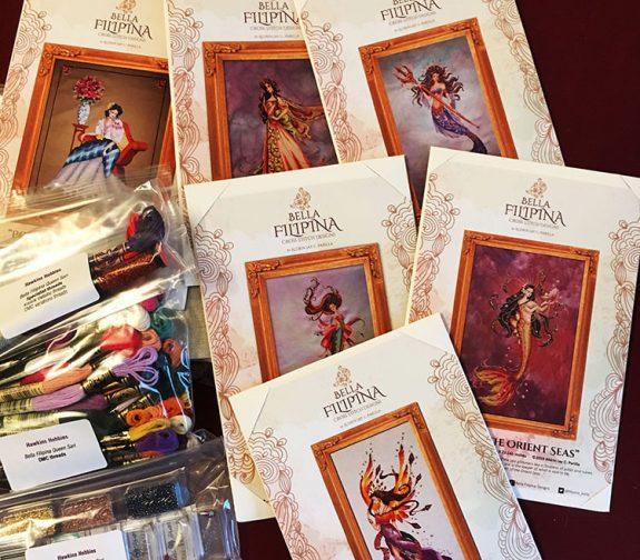 Bella Filipina kits