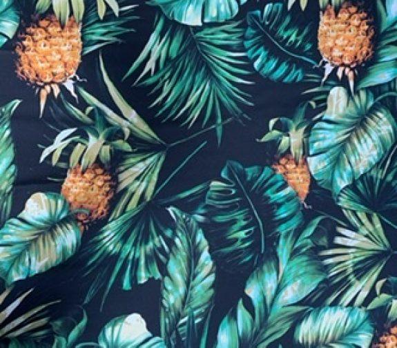 Pure Silk Pineapples 2