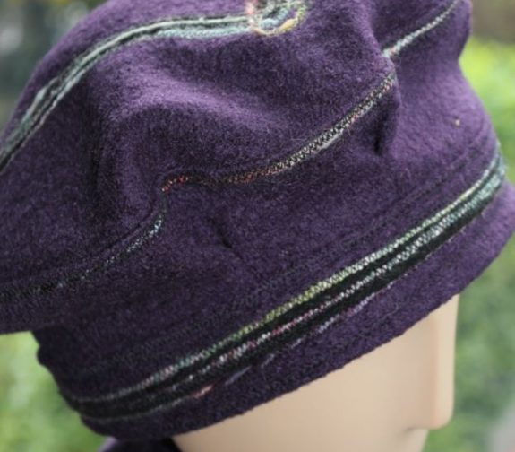 Beret by Barbara Cassell