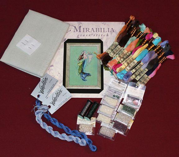 Mirabilia/Nora Corbett kits