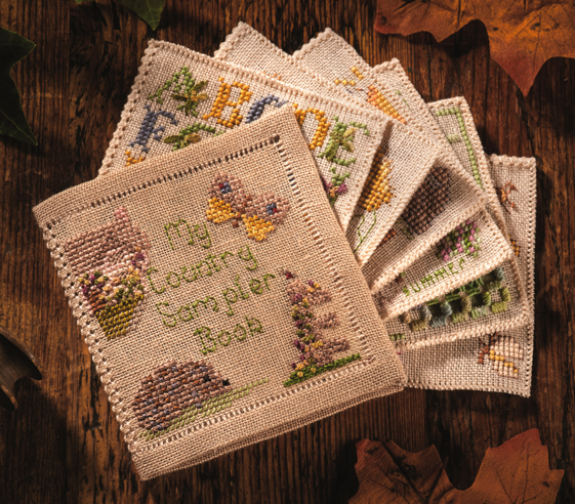 The Country Sampler Book