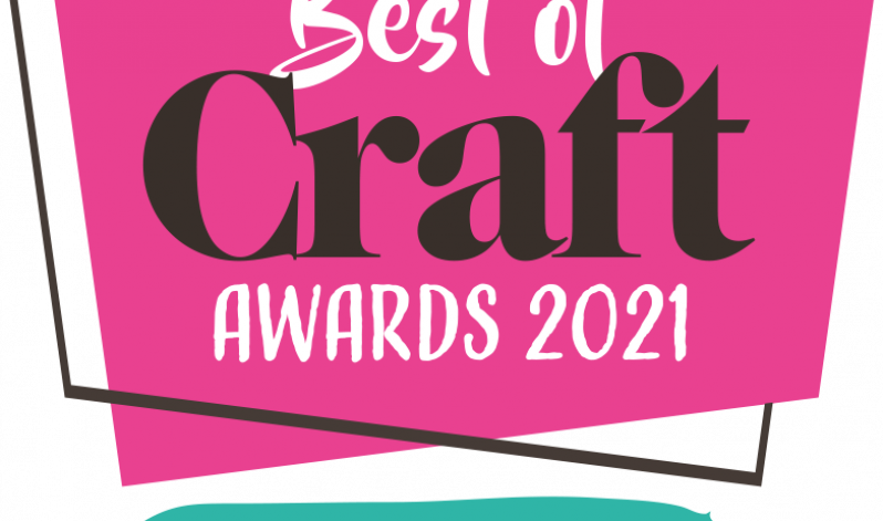 We've been shortlisted for the Best of Craft Awards!