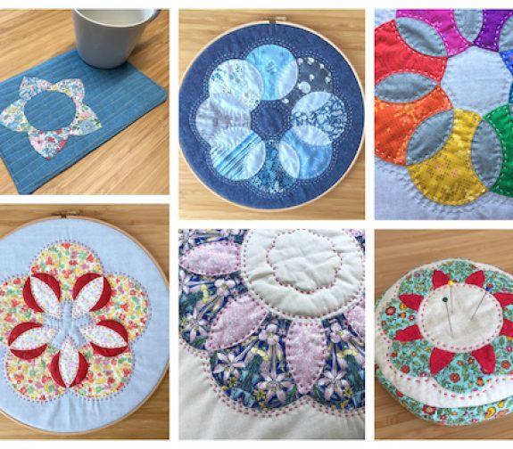 Curved English Paper-Piecing Kits