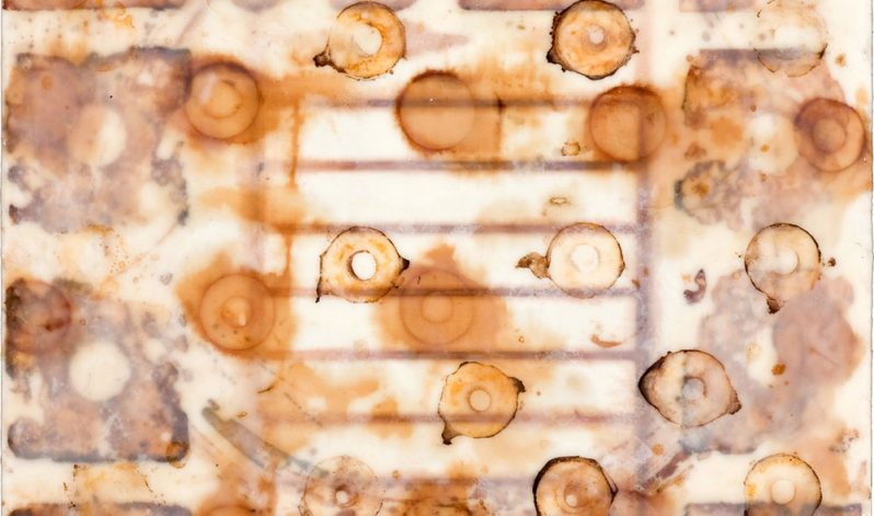Encaustic with a Textile Sensibility with Daniella Woolf