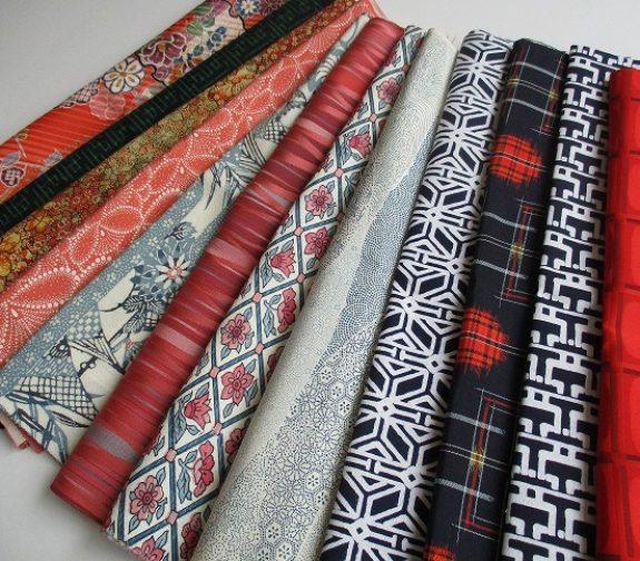 Vintage/Used Kimono fabric