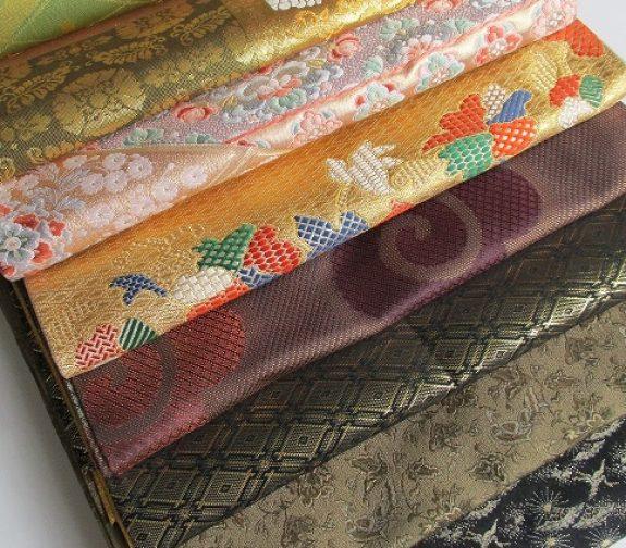 Vintage/Used Obi fabric