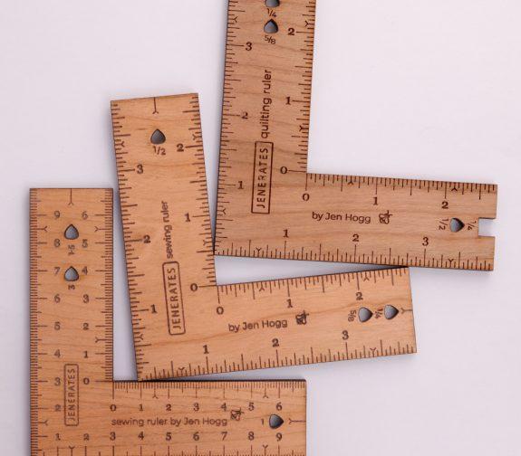 Jenerates Sewing Rulers