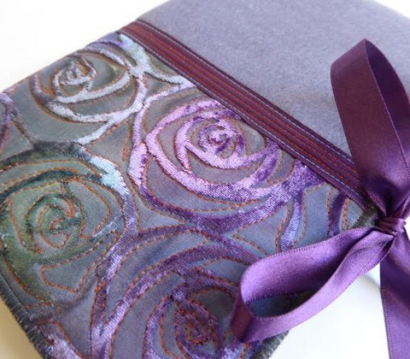 Covered journal by Diane Jones