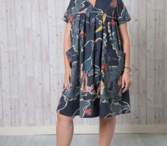 Frida Dress Pattern