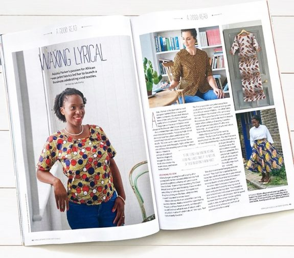 SIMPLY SEWING MAGAZINE ISSUE 79