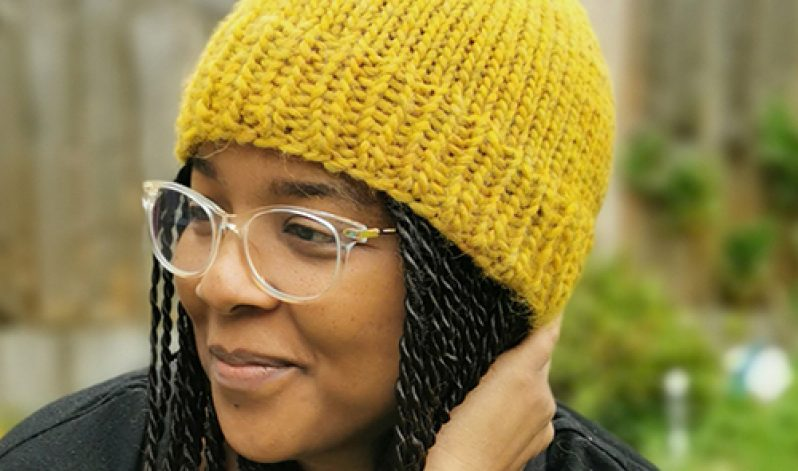 Miranda Griffith: Knit a Chunky Top Down Hat