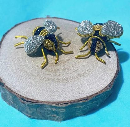 Goldwork Bumble Bee