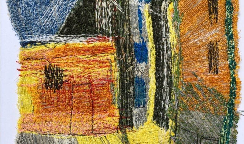 Observe and Stitch: Landscapes with Dionne Swift