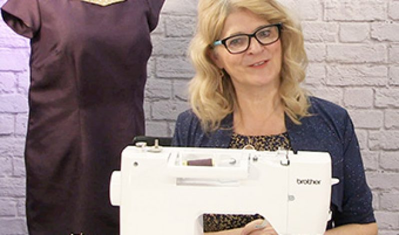 Wendy Gardiner: Make your own Little Black Dress with Confidence